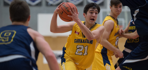 Storm Warning Cancelled - Cavs Beat Whistler