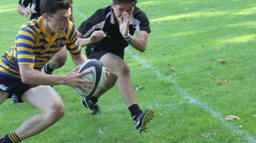 Cavs Cage Tigers In Rugby Season Opener