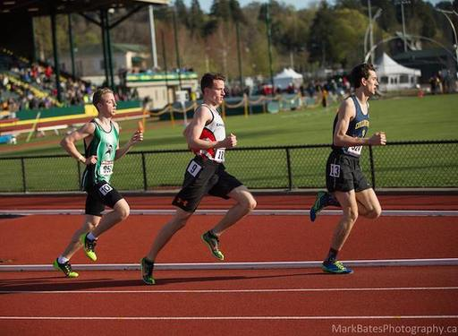 Charlotte and Austin Race At The Famous Oregon Relays
