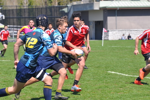 Grade 10 Rugby Finishes 4th At BC 7's Championships
