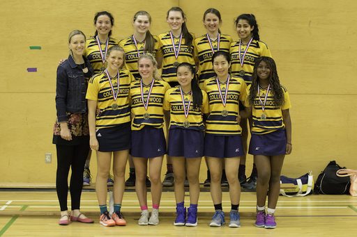 Netball Team Wins BC Championships