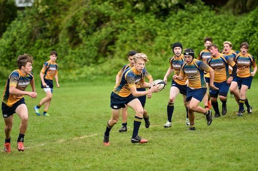 Junior Rugby Cavs Fall Just Short In North Shore Final