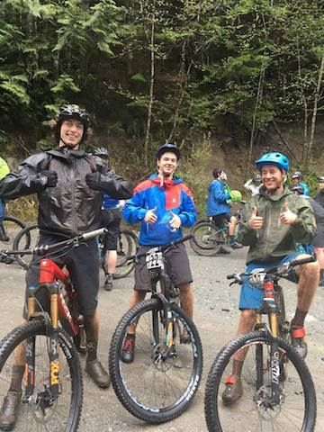 Mountain Bikers Enjoy Great Day At North Shore Championships
