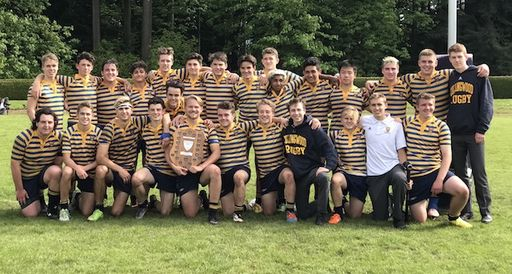 Rugby Cavs Repeat As Lower Mainland Champs