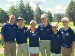Golf Team 3rd After First Round At BC's