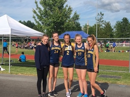 Track Team - Provincials Wrap-Up