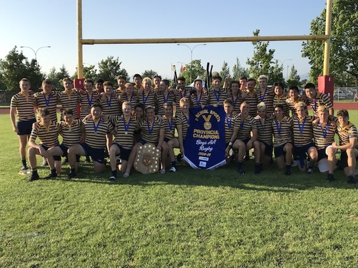 Cavs Repeat As BC Champions