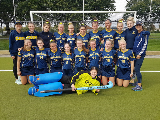 Field Hockey Cavs Looking Strong Again