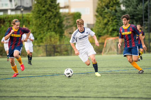 Soccer Cavs Rally For Win Over Mulgrave