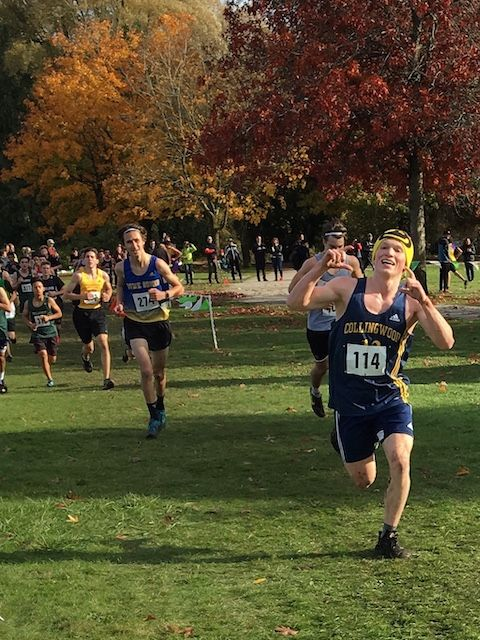 Cross-Country Runners Record PB's At Zone Meet