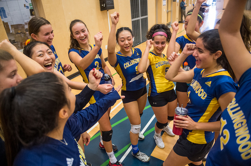 Cavs Host Volleyball Zone Championships