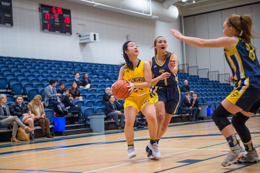 Cavs Defeat STA In Junior Girls Action