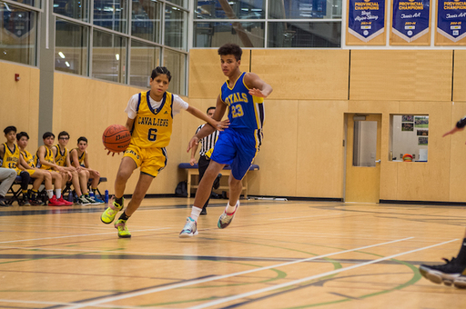 Grade 8 Cavs Off To 2-0 Start