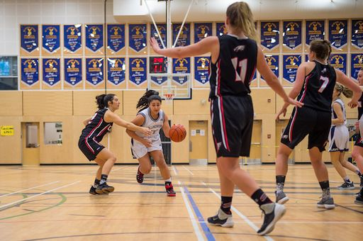 Early Endurance Test For Senior Girls' Basketball