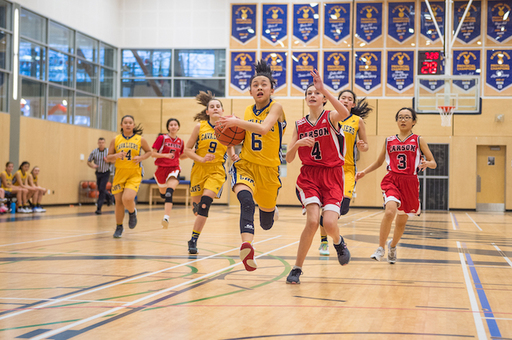 Grade 8 Cavs Off To North Shore Final