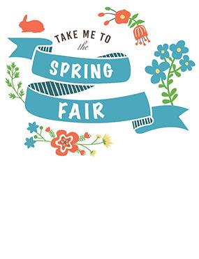 Spring Fair - Saturday, April 25