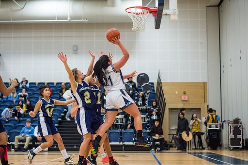 Senior Girls Fall Short In Provincials Bid