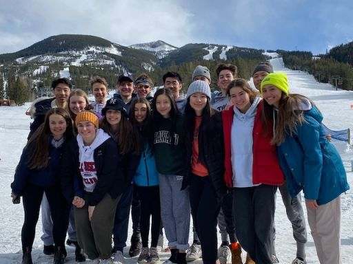 Alpine Team Wins BC Combined Skiing Championship
