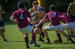 Four Cavs Make Rugby's Fab 50
