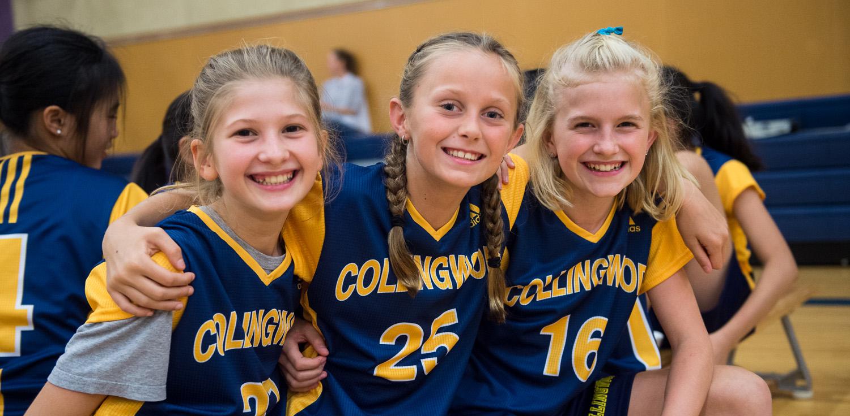 Collingwood girls